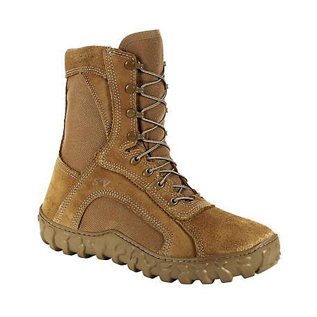659a2b3a0a6 Rocky S2V Gore-Tex Waterproof Insulated Military Boot at Tractor Supply Co.