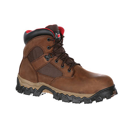 146b69d6909 Rocky AlphaForce Composite Toe Waterproof Work Boot at Tractor Supply Co.