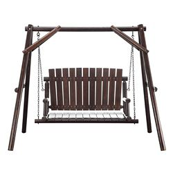 Shop Wooden A-Frame or Porch Swing at Tractor Supply Co.