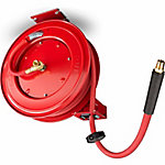 TEKTON 50 ft. x 1/2 in. I.D. Auto Rewind Air Hose Reel