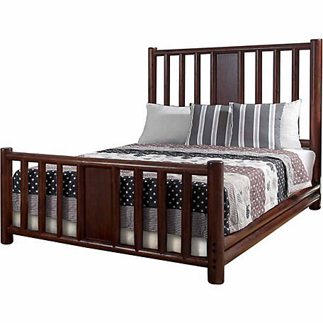 Leigh Country King Bed Frame