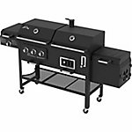 Smoke Hollow Combo LP Gas/Charcoal Grill, 1,435 sq. in.