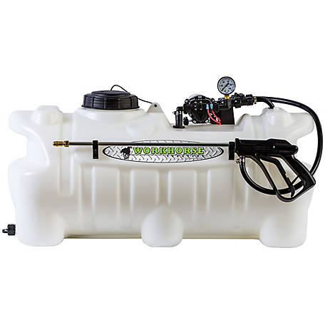WorkHorse Sprayers 25 Gallon Deluxe Spot Sprayer
