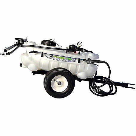 WorkHorse Sprayers 15 Gallon Trailer Sprayer