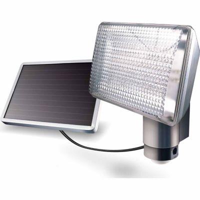 Buy Solar-Powered Aluminum 80 LED Solar Security Light Online