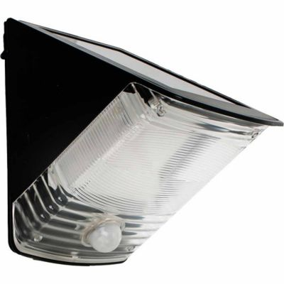 Buy MAXSA Innovations Solar Wedge Motion activated Light; Black Online