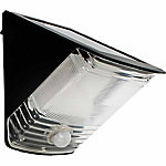 MAXSA Innovations Solar Wedge Motion activated Light, Black