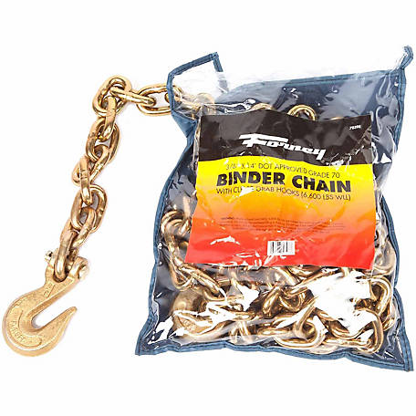Forney 3/8 x 14 Binder Chain