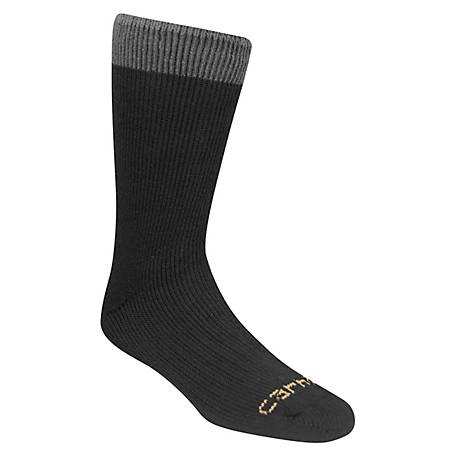 Carhartt Arctic Thermal Crew Sock, Pack of 2