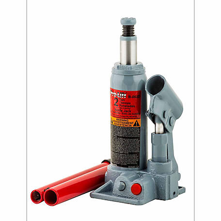 Pro-Lift 2-Ton Hydraulics Bottle Jack