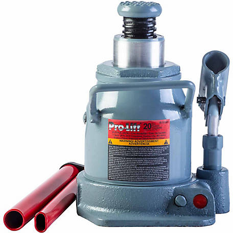Pro-Lift 20-Ton Side Pump Bottle Jack at Tractor Supply Co.