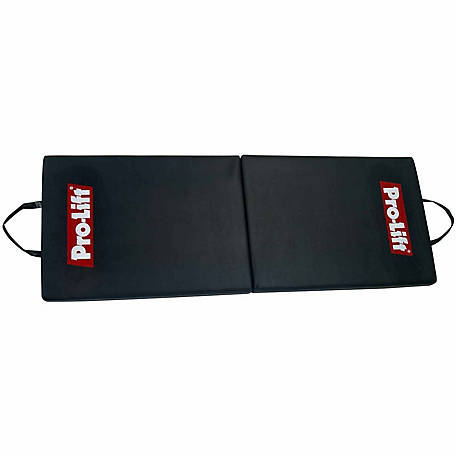 Pro Lift Foldable Mechanic Pad, C-1000