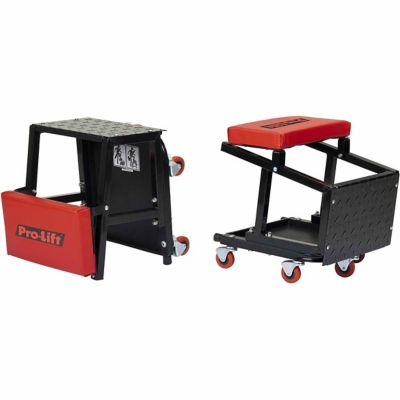 Buy Pro-Lift Creeper Seat & Stool Combo; 300 lb. Online