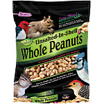 Brown's Song Blend Unsalted In-Shell Whole Peanuts, 42179