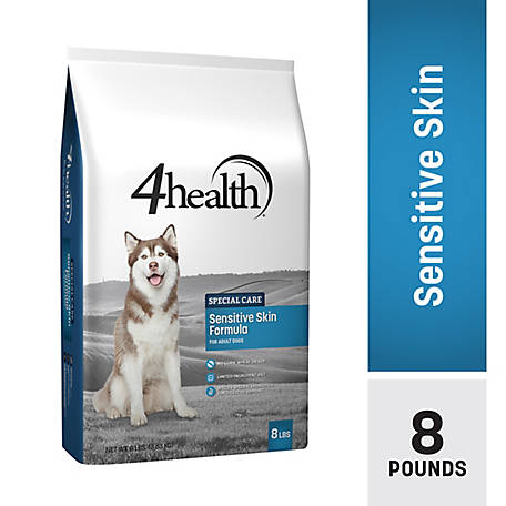 4health Special Care Sensitive Skin Formula for Adult Dogs, 8 lb. Bag