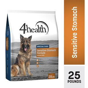 4health Puppy Food >> 4health Special Care Sensitive Stomach Formula for Adult ...