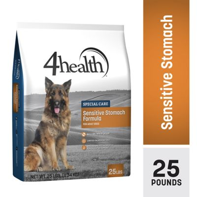 4health Special Care Sensitive Stomach Formula For Adult Dogs 25 Lb