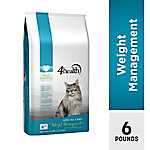 4health Special Care Weight Management Formula for Adult Cats, 6 lb. Bag