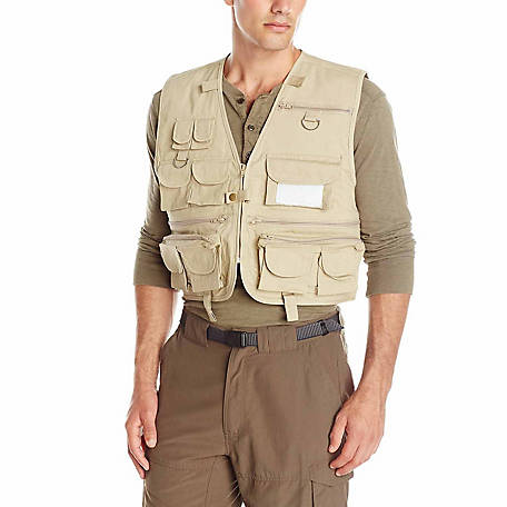 Crystal River C/R Fly Fishing Vest, X-Large