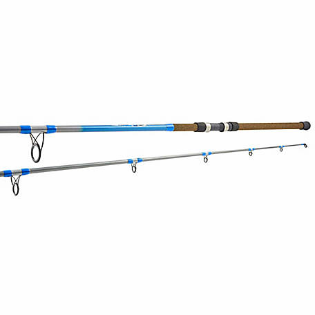Hurricane Blue Fin Surf Rod, 12 ft. Spin