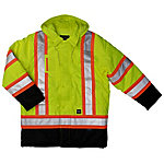 Work  King Safety Lined Parka