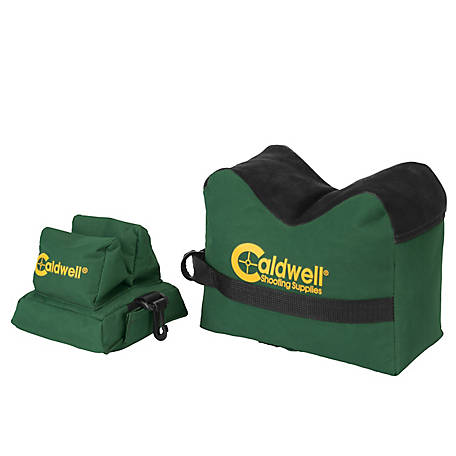 Caldwell Battenfeld Technologies DeadShot Boxed Front and Rear Bag Combo, 939333