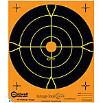 Caldwell Orange Peel 8 Bullseye Targets 5-Pack, 805645