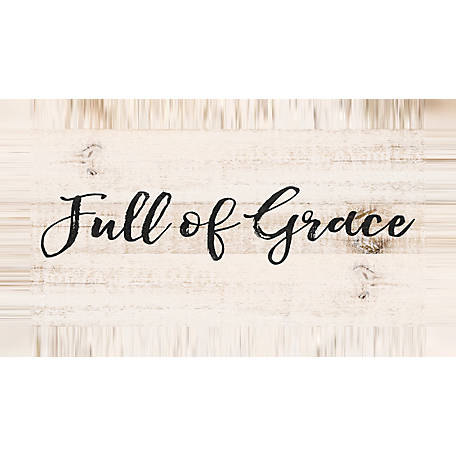 Designs Direct Full of Grace 20x10 Canvas Wall Art