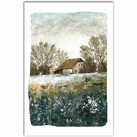 Designs Direct Scenic Barn 20x30 Canvas Wall Art at Tractor Supply Co.