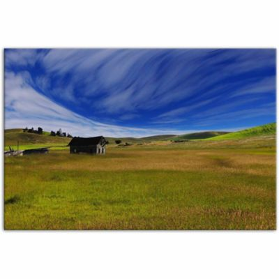 Buy Designs Direct Rolling Sky 48x32 Canvas Wall Art Online