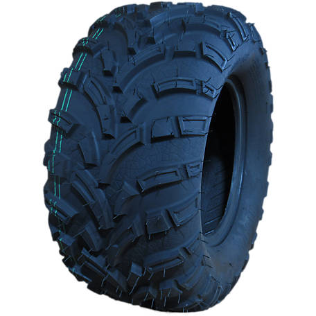 Hi-Run WD1241 ATV/UTV Tire, 25X11.00-12 6PR (TIRE ONLY)