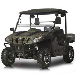 Shop BMS Stallion 600RX EFI UTV at Tractor Supply Co.