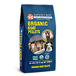 Nature's Best Organic Goat Pellets