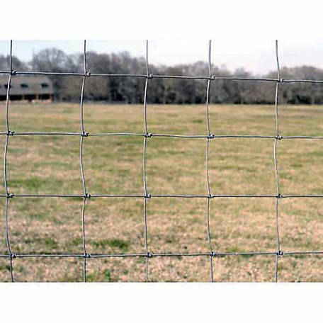 OK Brand Hinge Joint Sheep & Goat Fence, 48 in. H x 330 ft. L