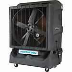 Portacool Cyclone 160 36 in. Single Speed Portable Evaporative Cooler
