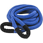 DitchPig Kinetic Vehicle Recovery Rope, 7/8 in. x 20 ft. (24,700 lb. Breaking Strength)