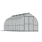 Palram Bella 8 ft. x 20 ft. Hobby Greenhouse, Silver