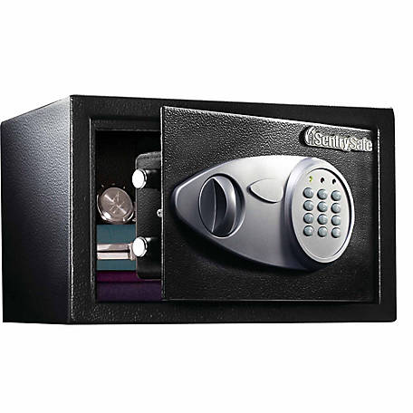 SentrySafe Medium Digital Safe, X055