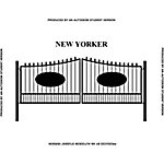 Gate Builders New Yorker, 16 ft. with Oval Inserts and Finials