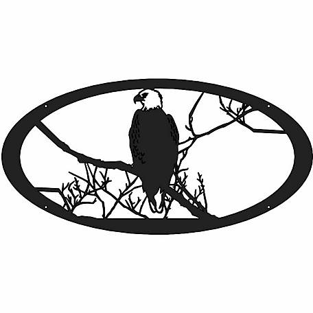 Gate Builders 5 ft. Oval Insert, Bird