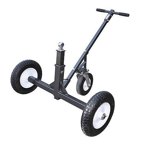 Tow Tuff Heavy-Duty Trailer Dolly with Caster