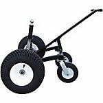 Tow Tuff Heavy-Duty Trailer Dolly with 2 Casters