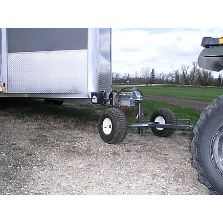 Tow Tuff ATV Weight Distributing Adjustable Trailer Dolly, TMD-800ATV
