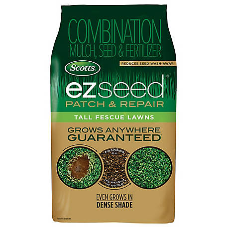 Scotts EZ Seed Patch & Repair Tall Fescue Lawns, 17519