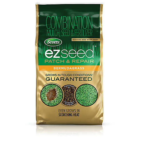 Scotts EZ Seed Patch & Repair Bermudagrass, 10 lb., 17590