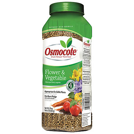 Osmocote Smart-Release Plant Food Flower & Vegetable 2 lb, 277260