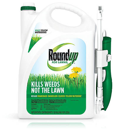 Roundup Northern RTU Wand For Lawns 1.33 gal.