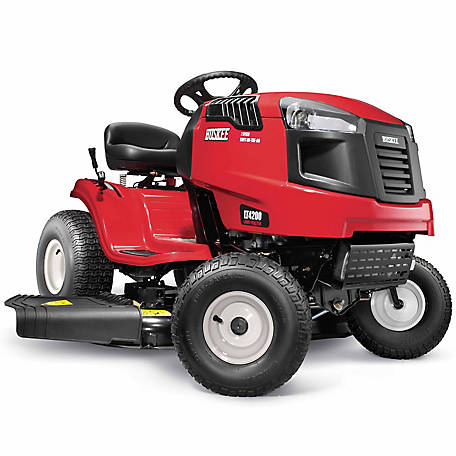 Huskee LT42 Riding Mower at Tractor Supply Co