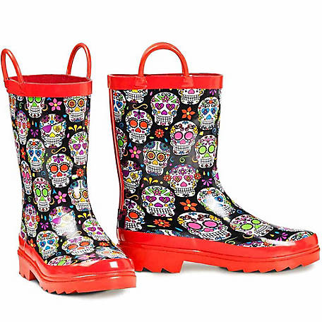 Blazin Roxx Girl's Jentri Youth Rain Boot