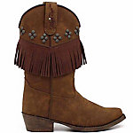 Blazin Roxx Girl's Annabelle Fringe Youth Boot
